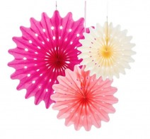 image of Blossom Fan Decorations