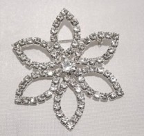 image of Fiore Diamante Brooch Medium