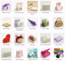image of Favour Boxes - View All Styles