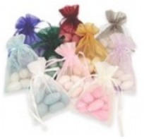 image of Small 3x4 Organza Pouches