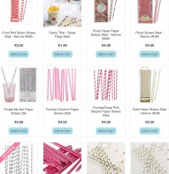 image of Straws - View All Styles