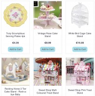 image of Cake Stands & Serving Platters - View All Styles
