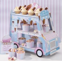 image of Ice Cream Van Stand